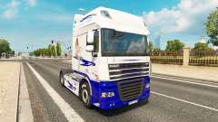 American Dream skin for DAF truck