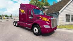Skin Prime Inc. the tractor Peterbilt