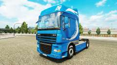 Limited Edition skin for DAF truck