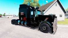 Pride Transport skin for the truck Peterbilt 389