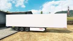 Refrigerated semi-trailer Kogel