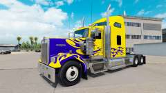 Skin on Nevada Custom truck Kenworth W900