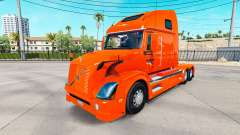 Skin Holland tractor Volvo VNL 670