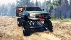 GMC Sierra 3500 2001 6x6