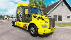 Rockstar Energy skin for the truck Peterbilt