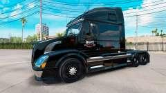 Skin Bancroft & Sons for truck tractor Volvo VNL 670 for American Truck Simulator