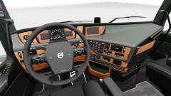 Darkline Exclusive interior for Volvo