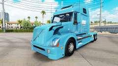 AMST skin for Volvo truck VNL 670