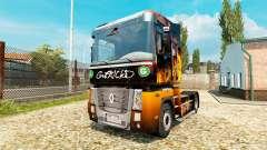 Get FKD skin for Renault truck