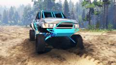 Toyota Hilux PreRunner for Spin Tires