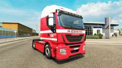 H. Essers skin for Iveco tractor unit