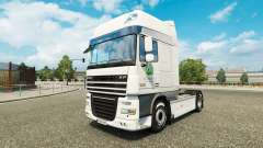 Skin Woolworths for trucks DAF, Scania and Volvo
