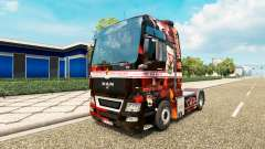 Support 81 skin for MAN truck