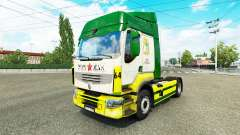 Rusty Marman skin for Renault truck