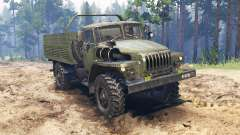Ural-43206-10 for Spin Tires