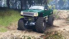 Jeep Grand Cherokee Comanche 4x4 v3.0 for Spin Tires
