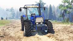 Deutz-Fahr AgroStar 6.61 for Spin Tires