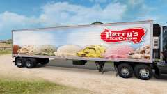 Skin Perrys Ice Cream on the semitrailer-the ref