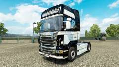 JKT International skin for Scania truck