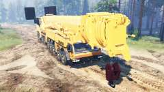 Liebherr LTM 11200-9.1 for Spin Tires