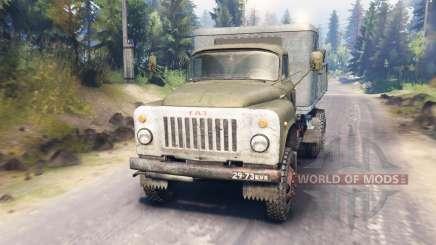 GAZ-53 v2.0 for Spin Tires