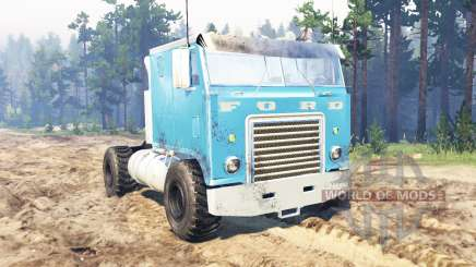 Ford W9000 for Spin Tires