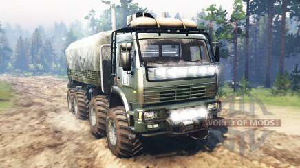 KamAZ-6560 [Muromets] for Spin Tires