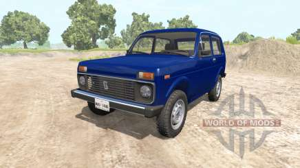 VAZ-2121 Niva for BeamNG Drive