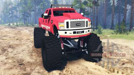 Ford F-350 [monster edition] for Spin Tires