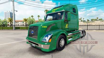 Skins and paint jobs for American Truck Simulator — page 34