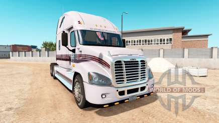 Freightliner Cascadia for American Truck Simulator
