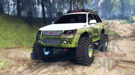 Suzuki Grand Vitara 2007 v3.0 for Spin Tires