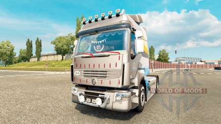 Renault Premium v2.2 for Euro Truck Simulator 2
