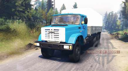 ZIL-4331 [Euro] for Spin Tires