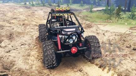 Rock Crawler v2.0 for Spin Tires