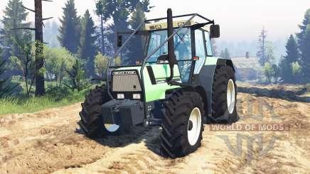 Deutz-Fahr AgroStar 6.61 v2.0 for Spin Tires