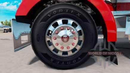 Brand caps for American Truck Simulator