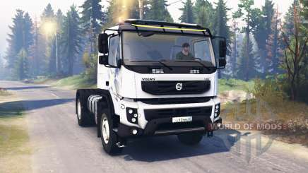 Volvo FMX 400 v2.0 for Spin Tires