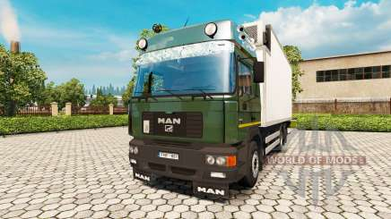 MAN F2000 19.414 BDF for Euro Truck Simulator 2