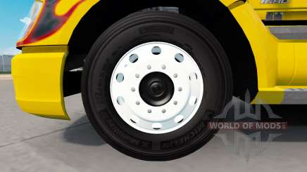 Forged aluminum Alcoa wheels v1.5 for American Truck Simulator