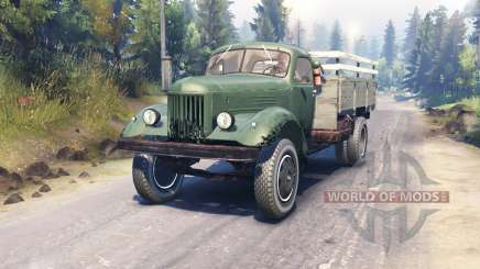 ZIL-164 for Spin Tires