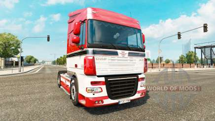 DAF XF 105.510 for Euro Truck Simulator 2