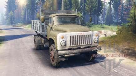 GAZ-53 v3.0 for Spin Tires