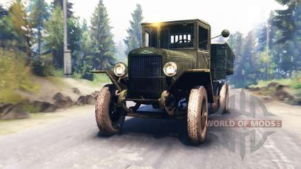 ZiS-5 for Spin Tires