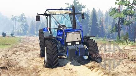 Deutz-Fahr AgroStar 6.61 for Spin Tires