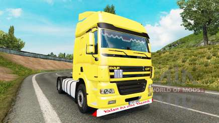 DAF CF 85 v2.0 for Euro Truck Simulator 2