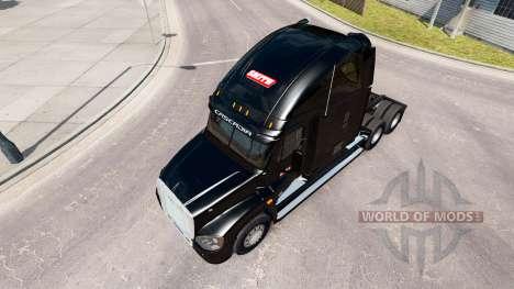Skin Smith on tractors for American Truck Simulator