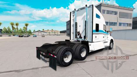 Skin Eskimo Express tractor Kenworth for American Truck Simulator