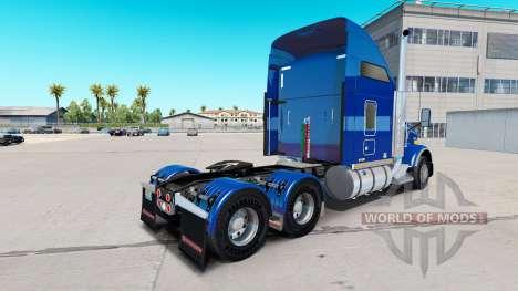 Skin Carlile Trans on tractors for American Truck Simulator