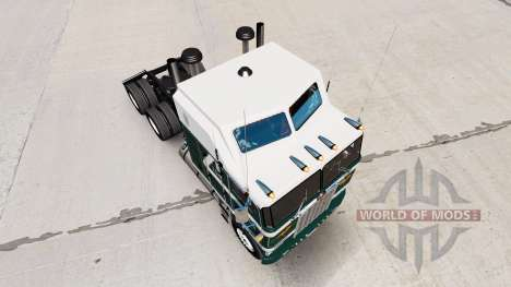 Freds skin for Kenworth K100 truck for American Truck Simulator